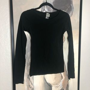 Lilith Mesh Long Sleeved Top